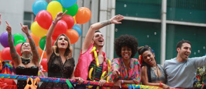 Netflix grava cenas de série no Brasil! E vem mais por aí!