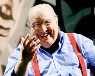 Morre aos 82 anos, o ator, diretor de teatro e apresentador, Antônio Abujamra