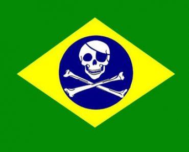 Brasil é o Campeão Mundial da Pirataria