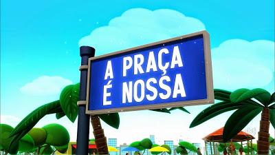 """""""A Praça É Nossa"""" é um programa que revela muitos talentos!"""