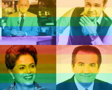 Saiba como deixar sua foto colorida em homenagem à decisão que legaliza o casamento Gay nos EUA! Entre nessa!