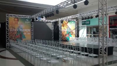 Suzano Fashion: Desfile neste final de semana!