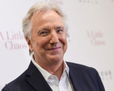 Morre Alan Rickman, que interpretava o professor Severus Snape em Harry Potter!