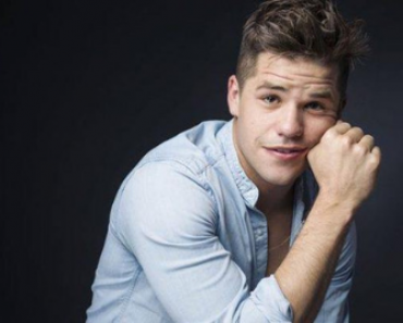 Charlie Carver, Ator de 'Teen Wolf,' assume ser gay!