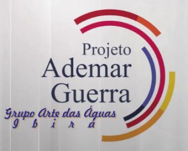 Inscrições abertas: 35 vagas para estagiários em arte no Projeto Ademar Guerra!