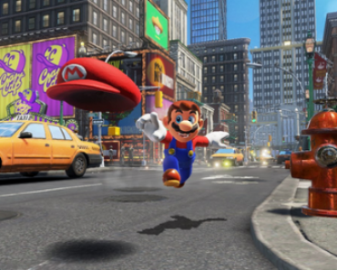 Super Mario Odyssey Foi Eleito o Melhor Jogo do Ano Segundo a Gamescom 2017