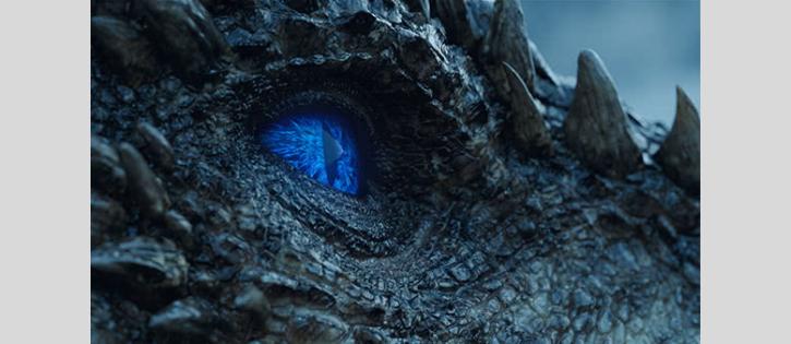 Será que Viserion virou mesmo o Dragão de Gelo?