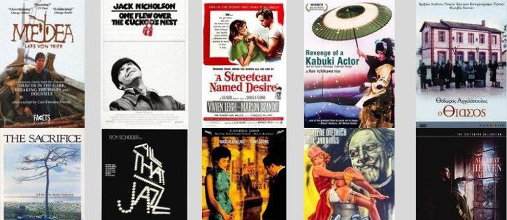 100 filmes que todo ator deveria assistir | Parte 4