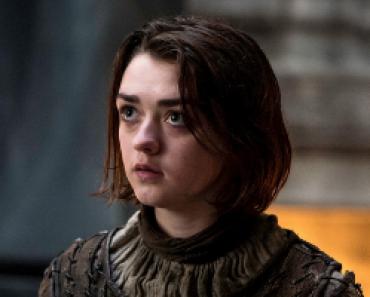 Arya Stark está na Netflix