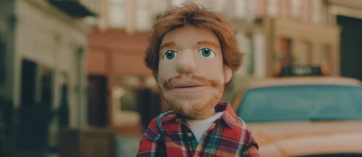 Novo clipe de Ed Sheeran faz mais de 10 milhões de views em 1 dia