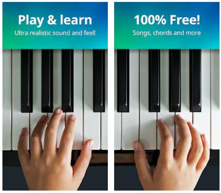 Como baixar aplicativos que ensinam a tocar piano