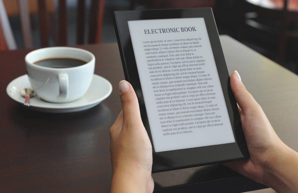 Aplicativo para a leitura de livros gratuitamente