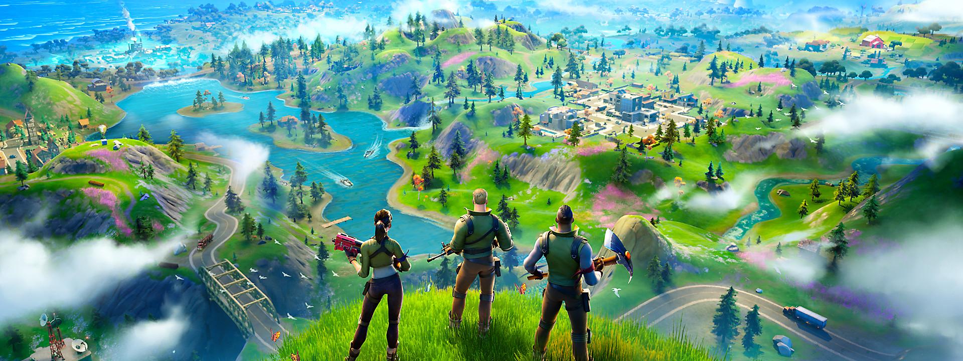 PlayStation 4 consagra Fortnite como um dos melhores games de batalha