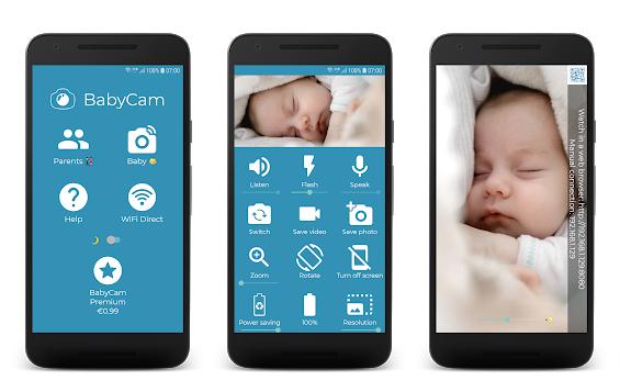Ver seu bebê em tempo real agora é fácil com este aplicativo