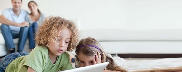 app para monitorar crianças