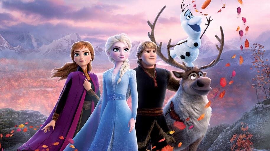 Veja onde assistir Frozen 2 nas plataformas de streaming