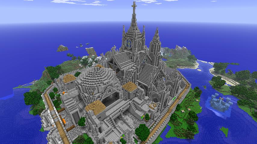 Vício Mode On: Minecraft para Xbox 360 agora possui modo criativo!