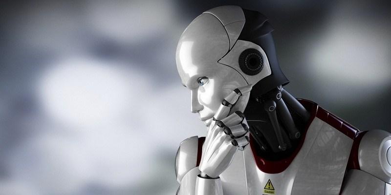 robô que ajuda em casa