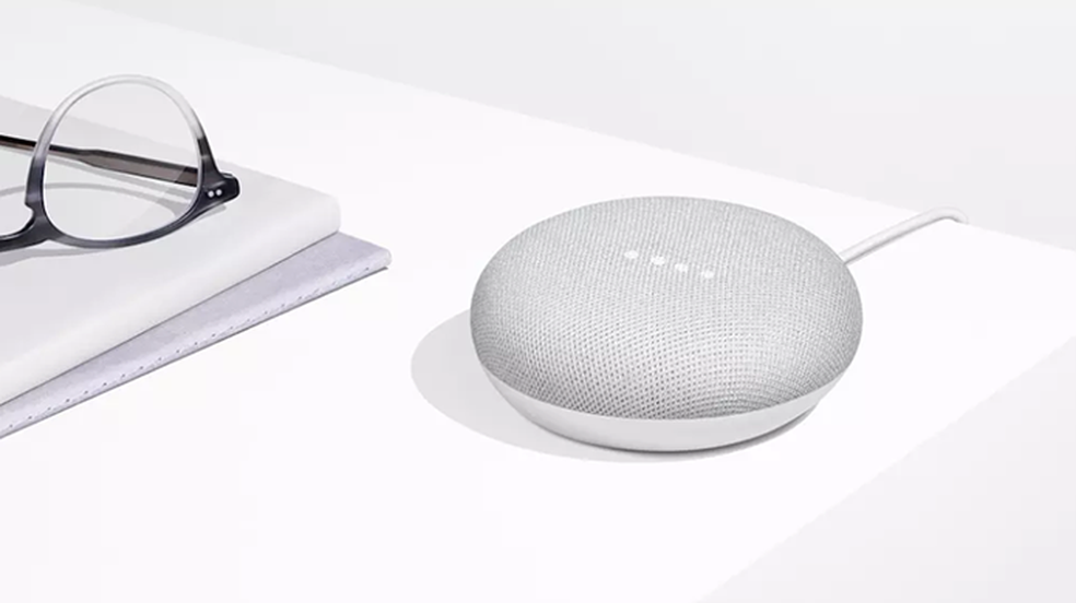 Casa inteligente com Alexa Echo Dot 3 ou Google Home Mini