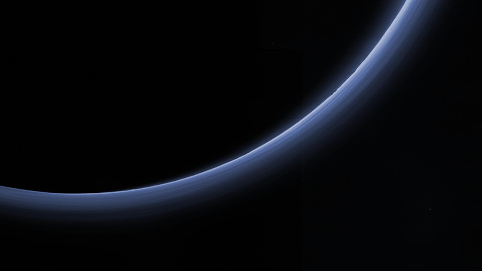 NASA escreve carta de amor para o planeta anão Plutão