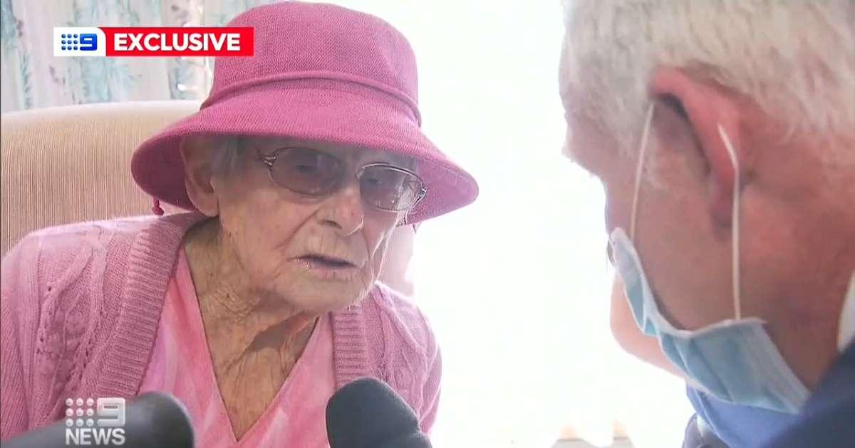 A incrível história da idosa que sobreviveu ao coronavírus para comemorar seu 102º aniversário