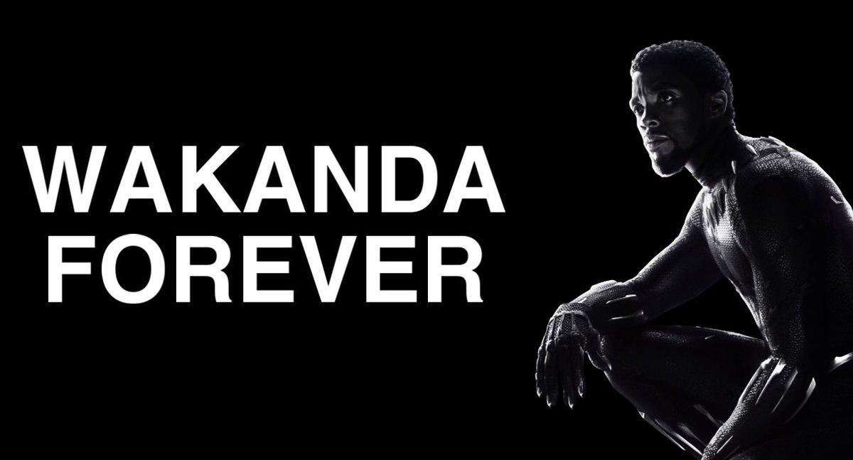Pantera Negra segue inspirando pessoas ao redor do mundo