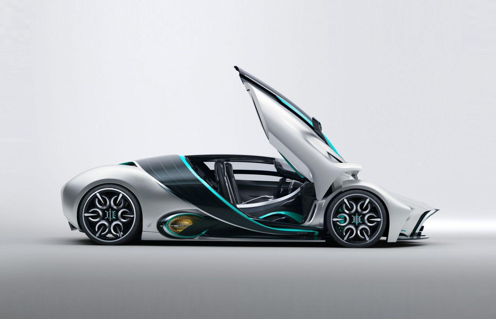 Novo carro movido a hidrogênio pode atingir mais de 350 Km/h
