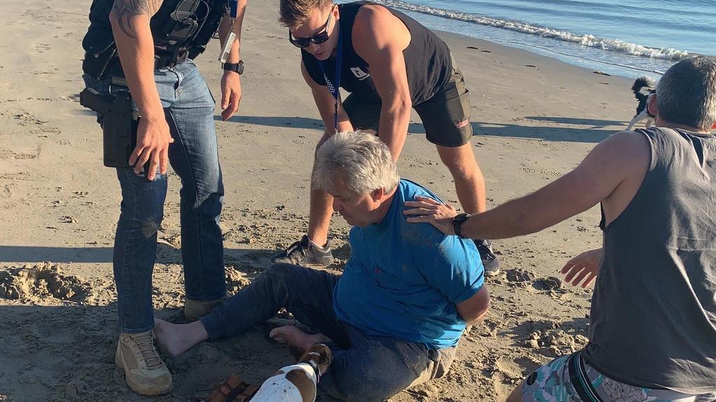 Golpista é preso por policiais à paisana em Port Douglas