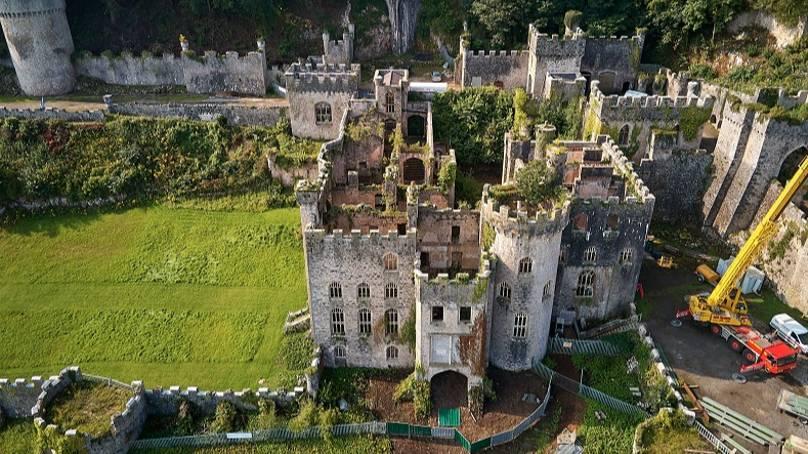 Série de TV britânica confirma edição 2020 em um fantástico castelo medieval
