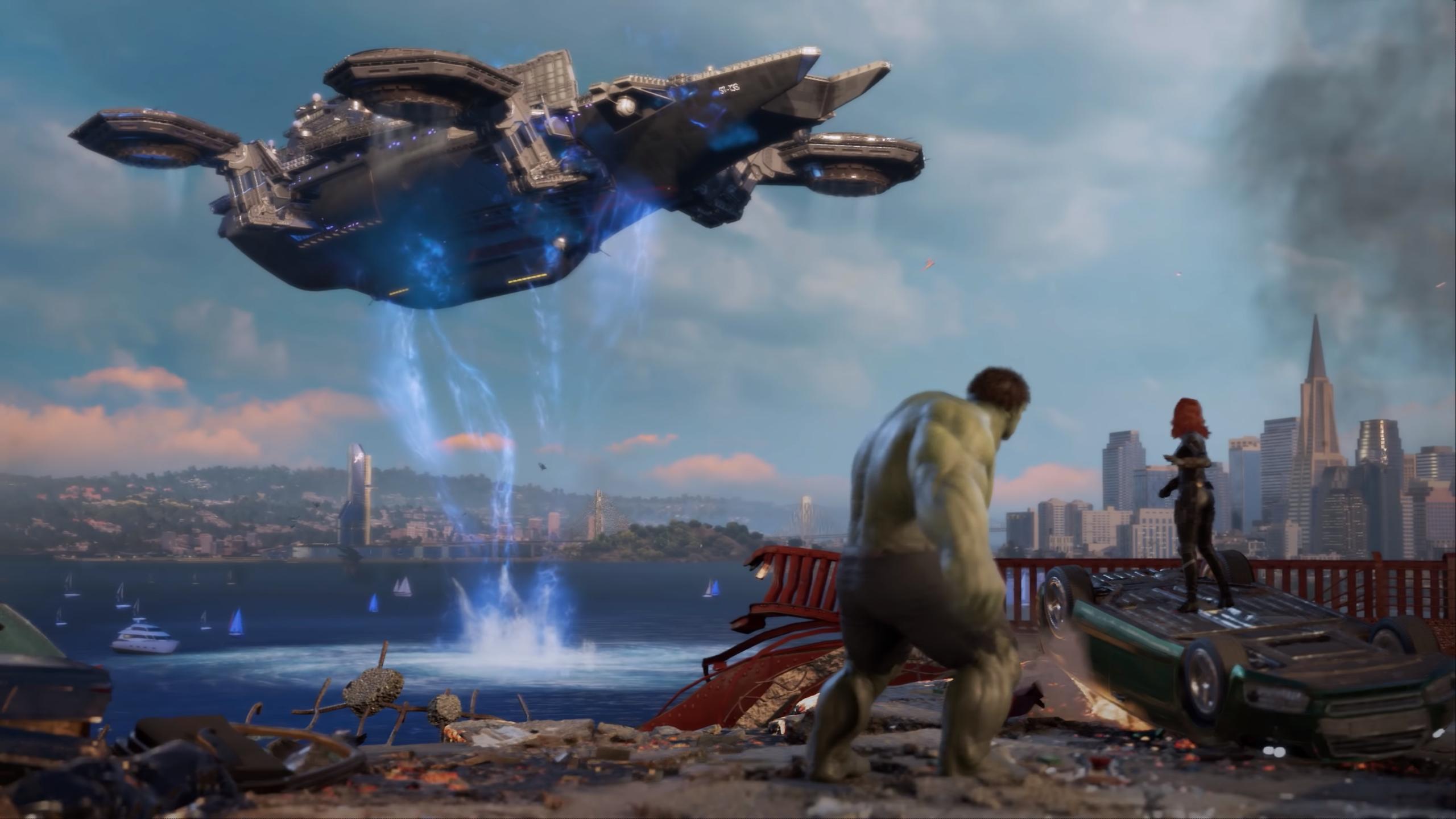 É lançado trailer do novo jogo 'Vingadores' do PS4