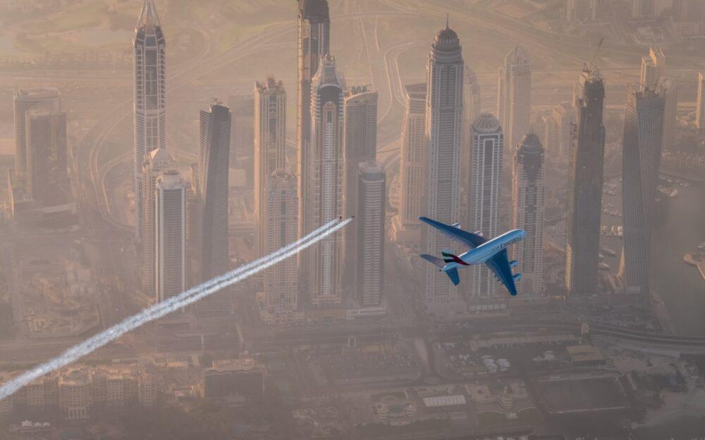 Pilotos revelam ter visto um 'cara com uma mochila a jato' voando a 1000 metros