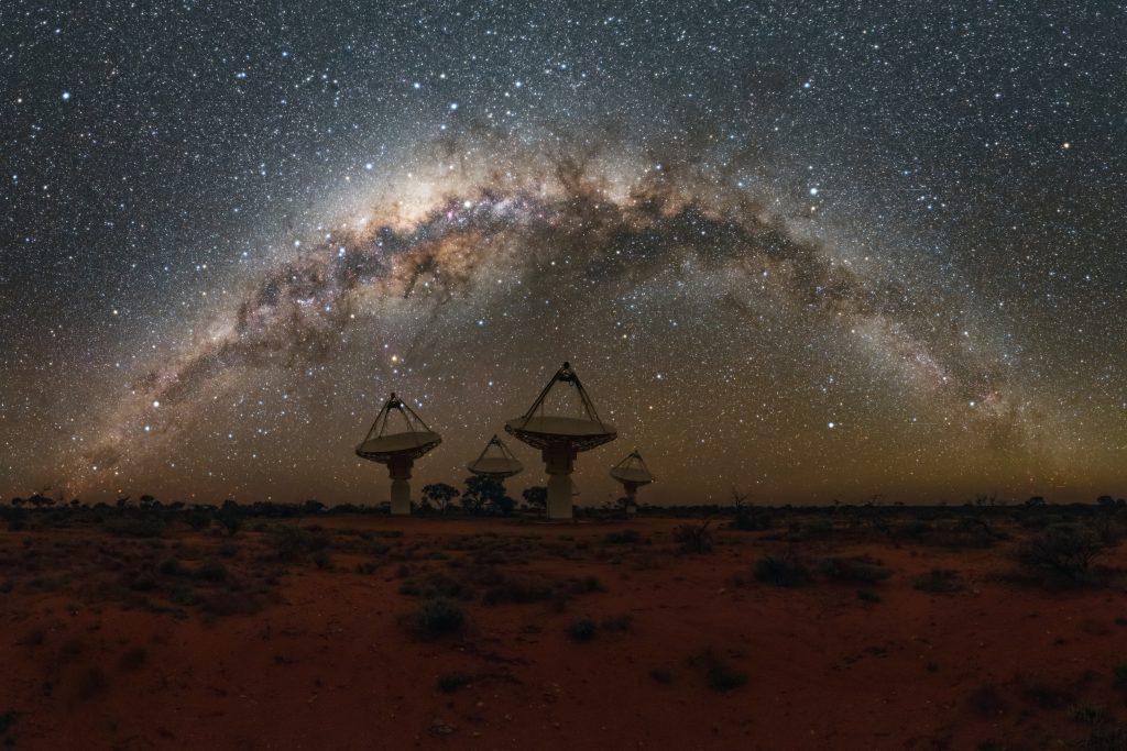 Cientistas buscaram por vida alienígena em 10 milhões de sistemas solares