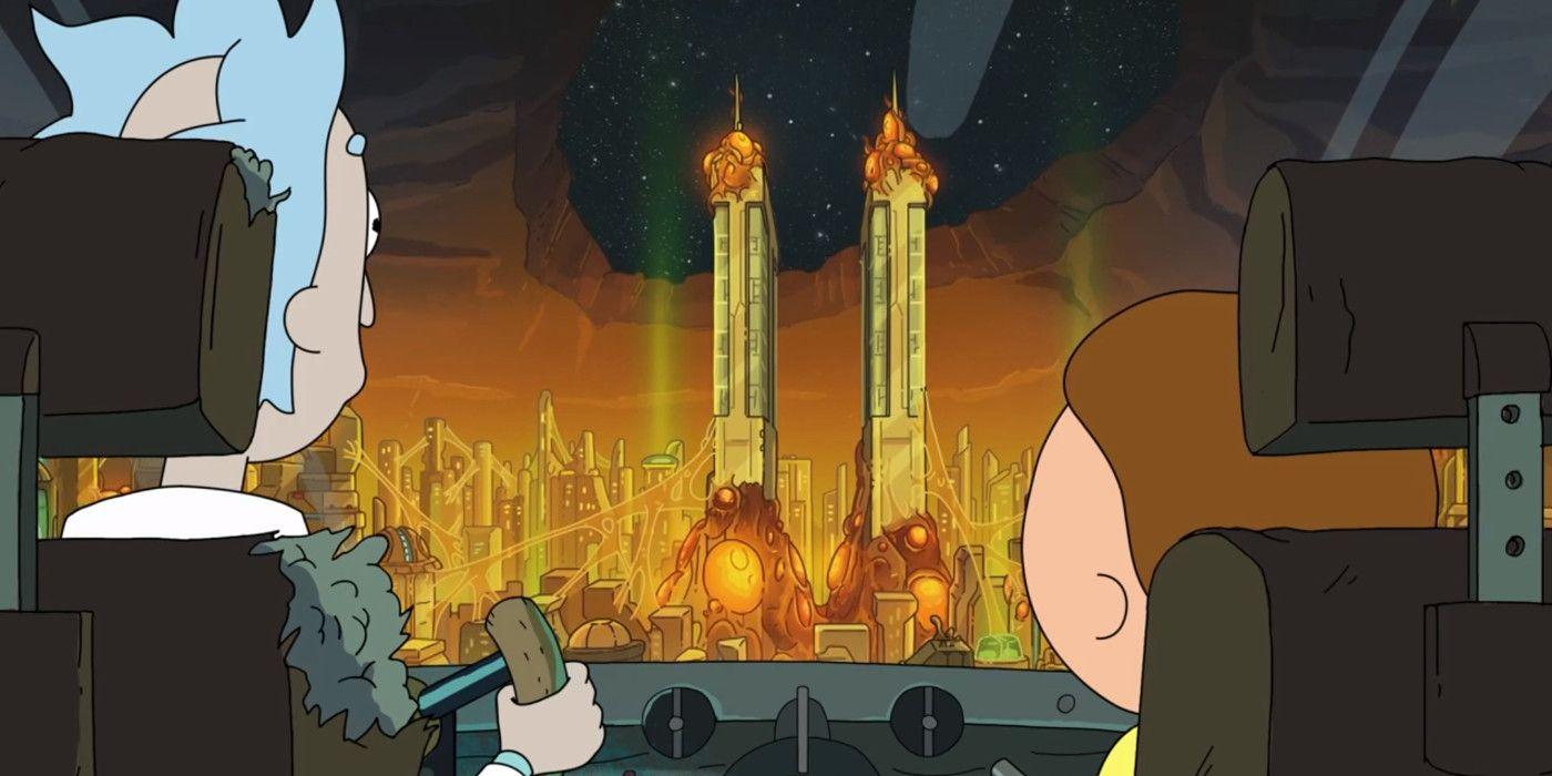 Fãs atacam Rick e Morty pela piada do 11 de setembro