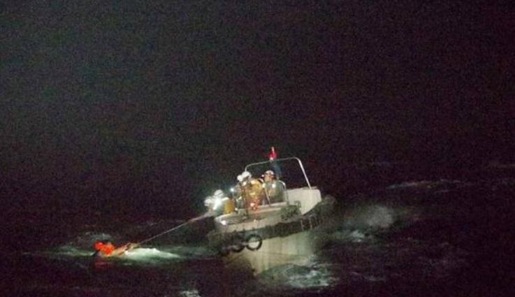 Navio australiano desaparece após passagem de um forte tufão