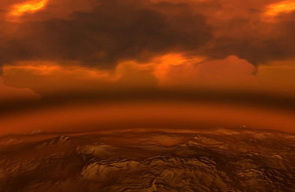 Possíveis sinais de vida alienígena encontrados em Vênus