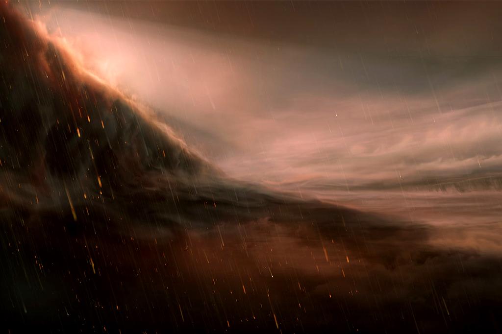 Cientistas descobrem planeta escaldante onde chove ferro