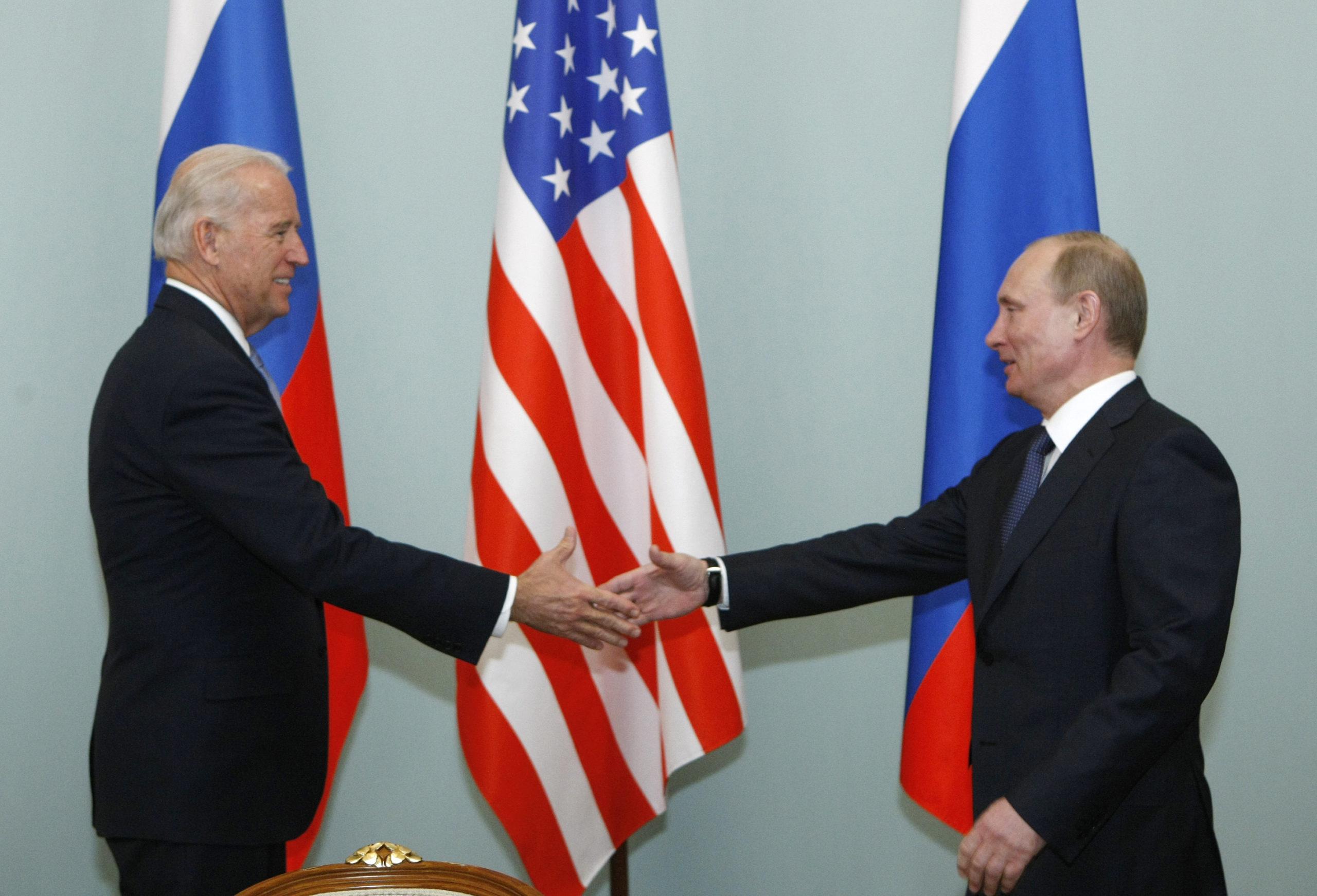 Putin resolve finalmente parabenizar Biden