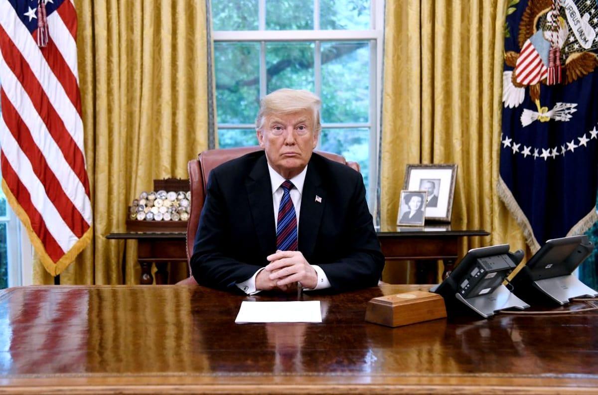 Trump poderá ser banido do Twitter no dia em que Biden assumir a Casa Branca