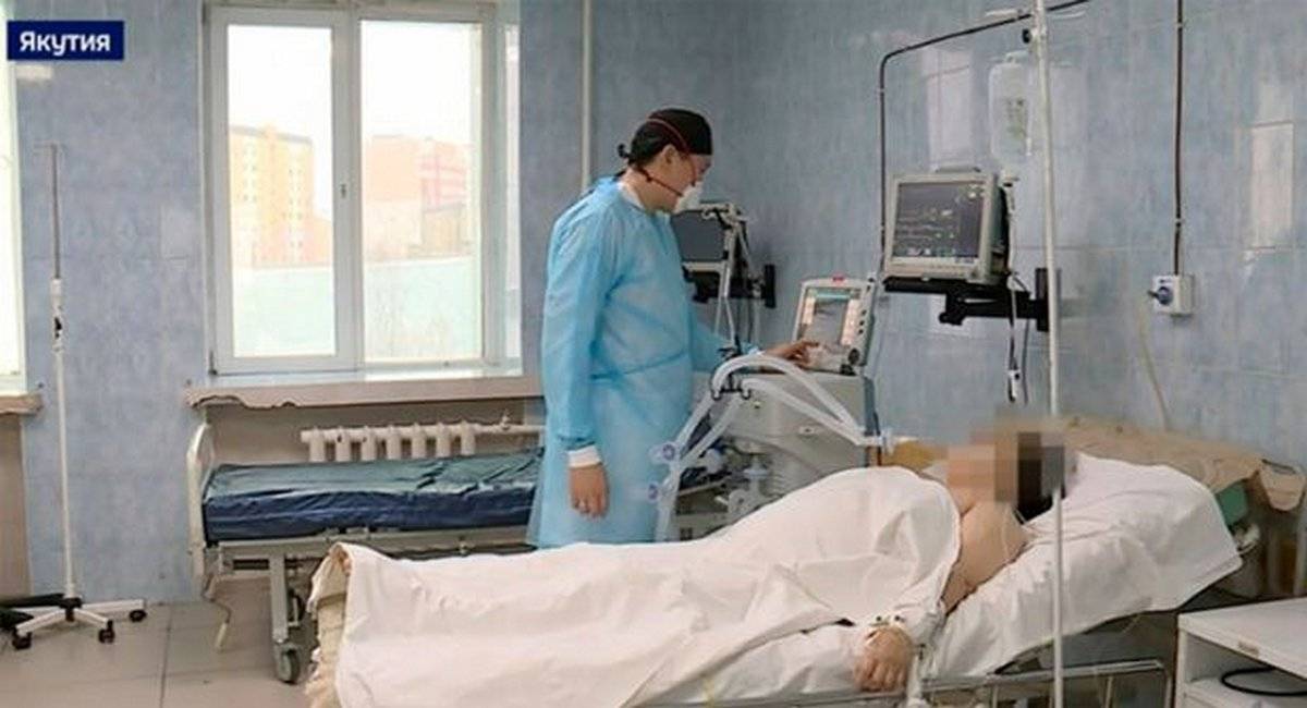 Na Rússia, oito pessoas morrem após ingestão de desinfetante