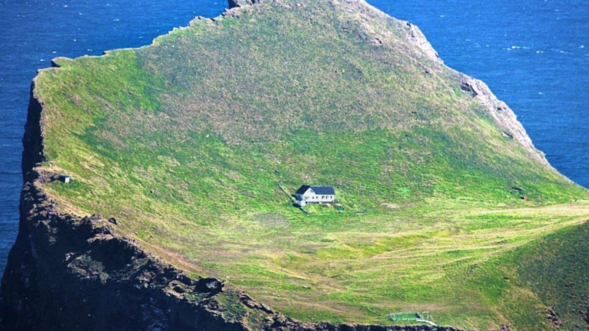 A casa mais solitária do mundo fica na Islândia