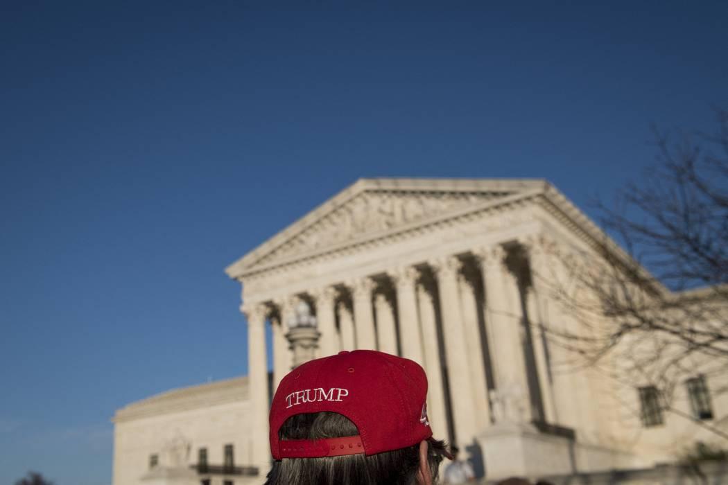 Suprema Corte dos EUA rejeita ação republicana contra resultado da eleição