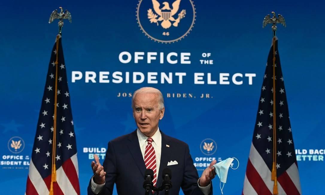 Trump segue insistindo no discurso de ilegalidade da eleição presidencial de 2020