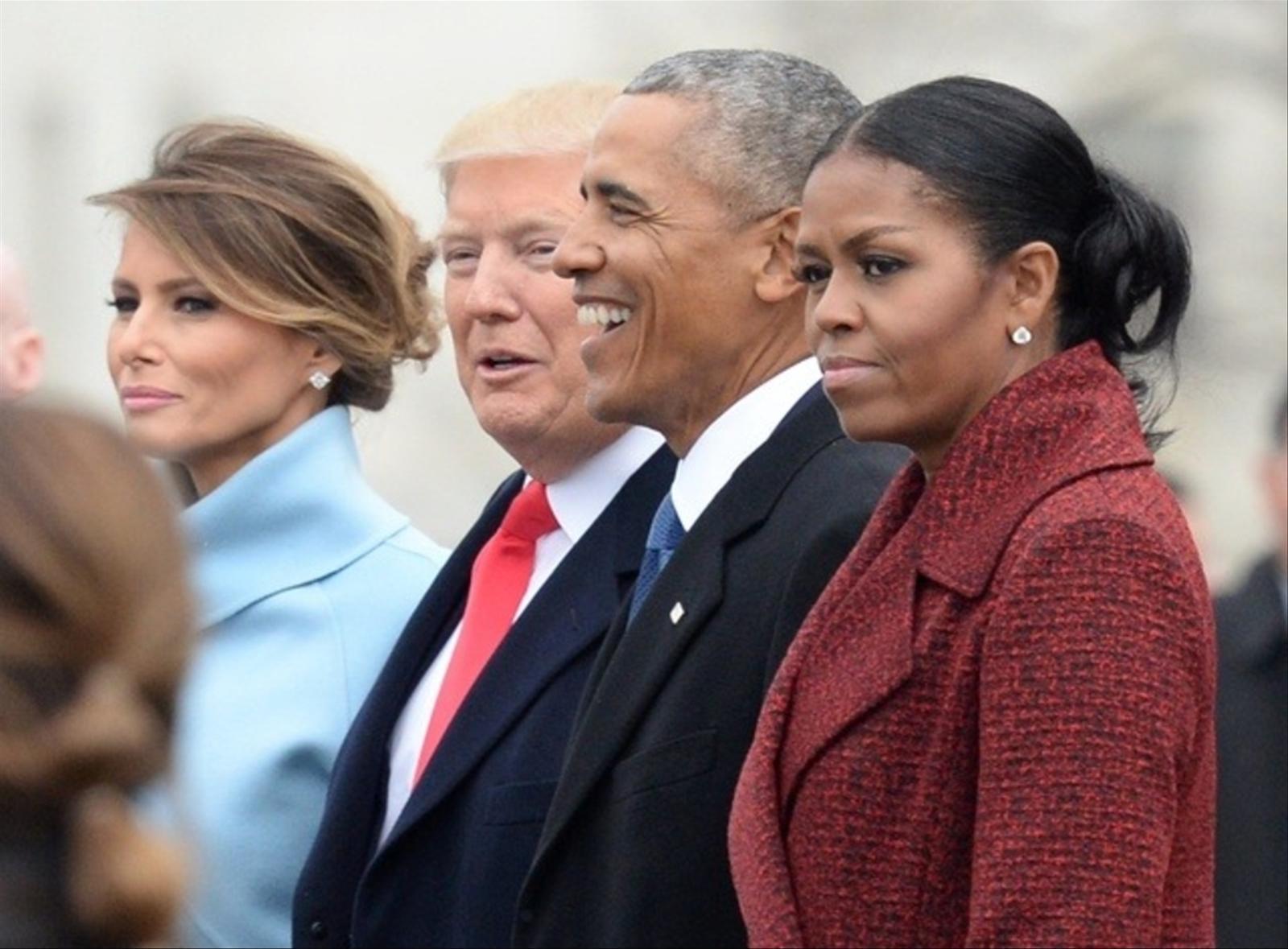 A Sra. Trump quebrará tradição de 70 anos da Casa Branca