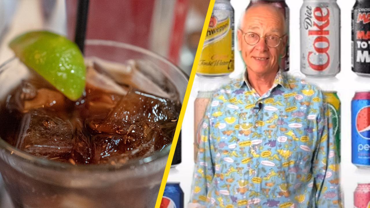 Guru da ciência afirma que bebida alcoólica com refrigerante dietético embriaga mais