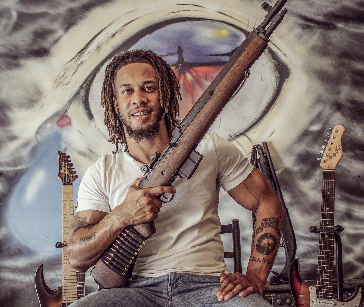 'O ceifeiro', um dos maiores atiradores de elite da história do exército norte americano