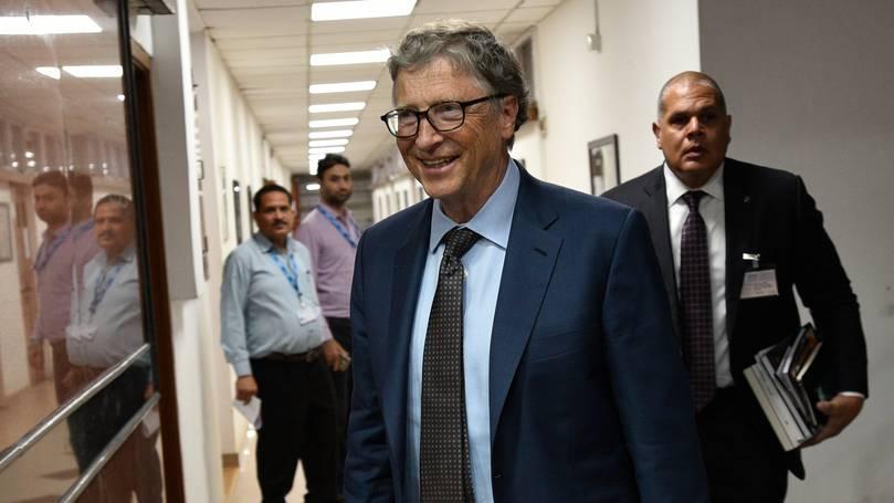 Bill Gates espera que as teorias da conspiração 'malignas' sobre ele desapareçam